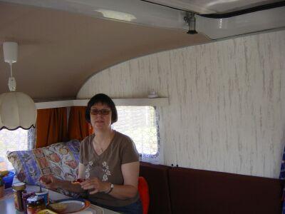 1 campingtour von flamencomaus mit dem qek junior. Black Bedroom Furniture Sets. Home Design Ideas