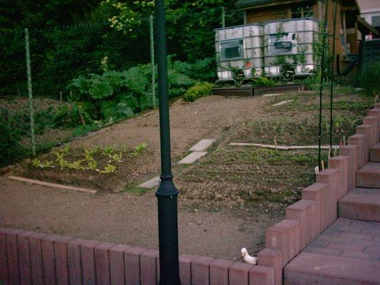 Unser Hochbeet Zum Fast Nulltarif Mein Schoner Garten Forum