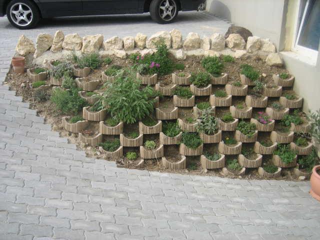 mediterraner vorgarten vorher nachher mein sch ner. Black Bedroom Furniture Sets. Home Design Ideas