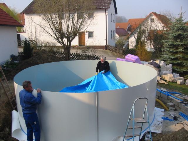 solarheizung pool selber bauen. Black Bedroom Furniture Sets. Home Design Ideas