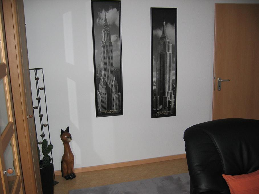 Neuer Schwung (Farbe) ins Wohnzimmer Zimmer einrichten • ef