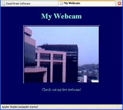 Dead Pirate Software SimpleCam v2.1