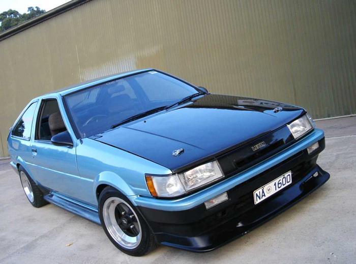 [Image: AEU86 AE86 - Original Toyota Colour?]