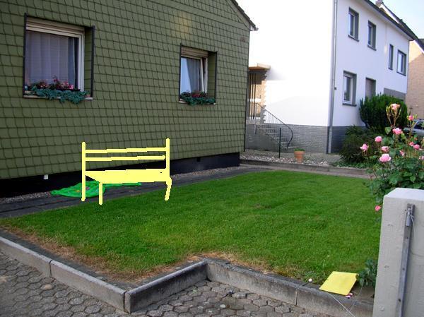 meine neue bank im vorgarten in welcher farbe soll ich sie streichen page 3 mein sch ner. Black Bedroom Furniture Sets. Home Design Ideas