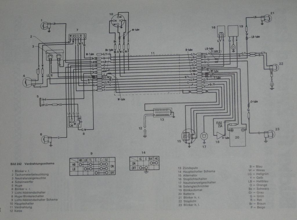 Gemütlich Honda 50 Schaltplan Ideen - Elektrische Schaltplan-Ideen ...