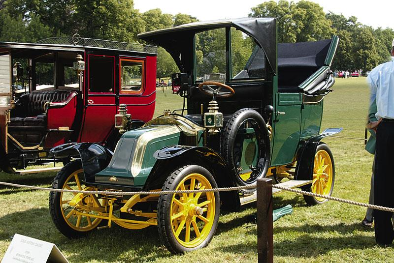 ретро автомобили 19 века картинки