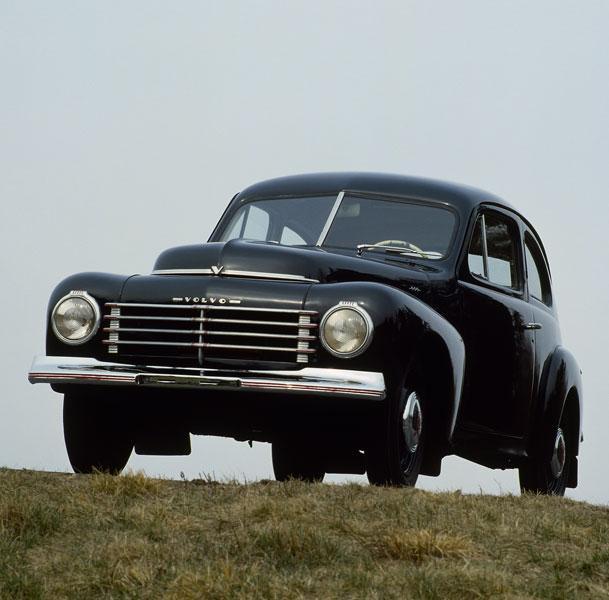 Volvo P1200 P120 Amazon 1956 1967: Volvo Tarihçesi - Motorlu Araçlar Haber Merkezi
