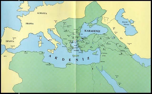 kanuni sultan süleyman toprakları ile ilgili görsel sonucu