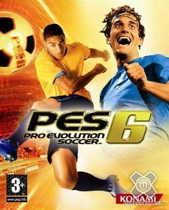 Pro Evolution Soccer 06 full rip Avelnj3fwz3lvedra