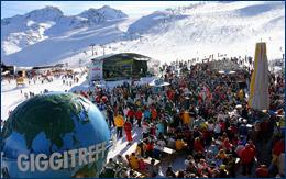 Горные лыжи просмотров 2 973