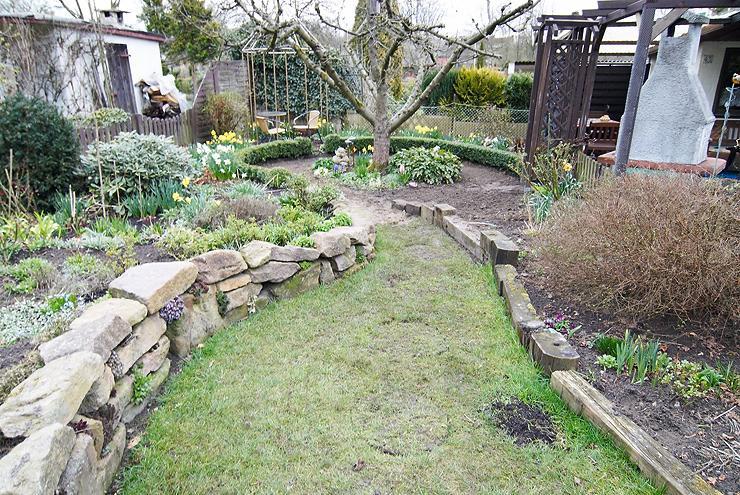 Gartengestaltung ohne rasen steine mulch for Gartengestaltung ohne rasen