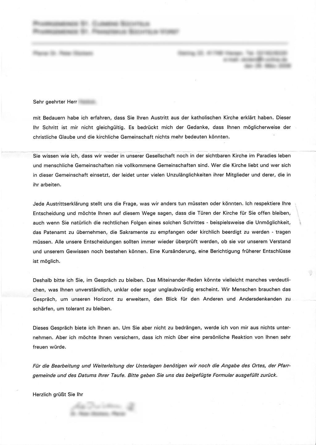 kirchenaustritt steuermäßig [Archiv] - 3DCenter Forum