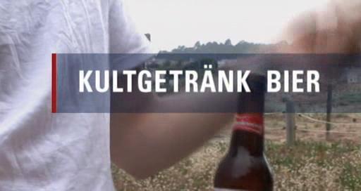 Kultgetraenk Bier