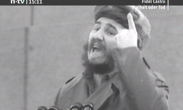 Fidel Castro<br /><br /><br />