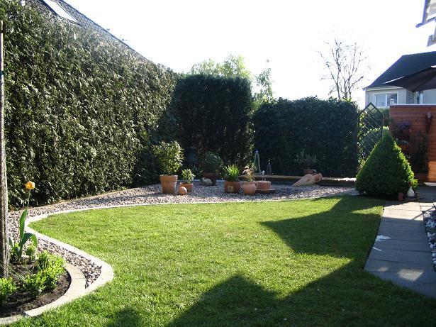 Garten Mit Grasern Und Kies ? Leamarieravotti.com Gartengestaltung Mit Steinen Und Grasern