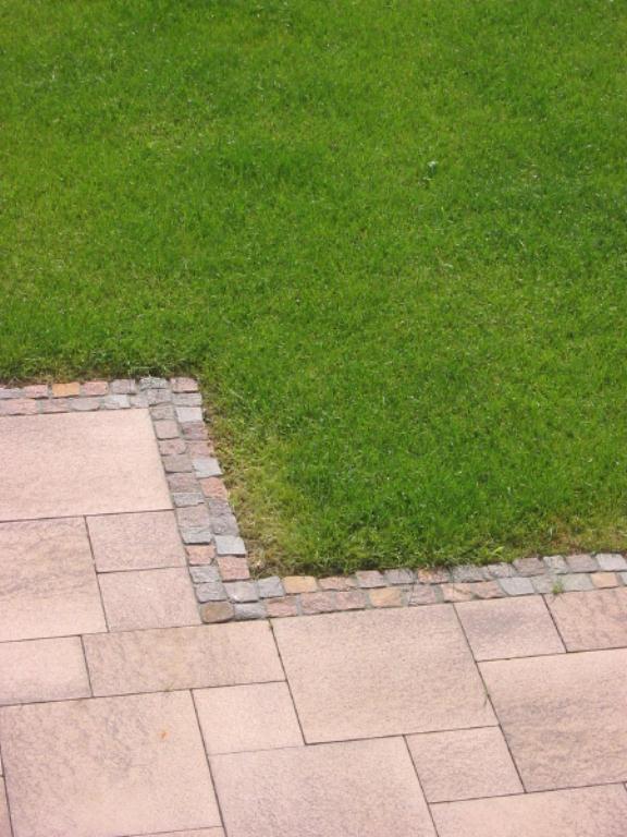 Braunes gras an terrassenrand mein sch ner garten forum - Garten ohne gras ...