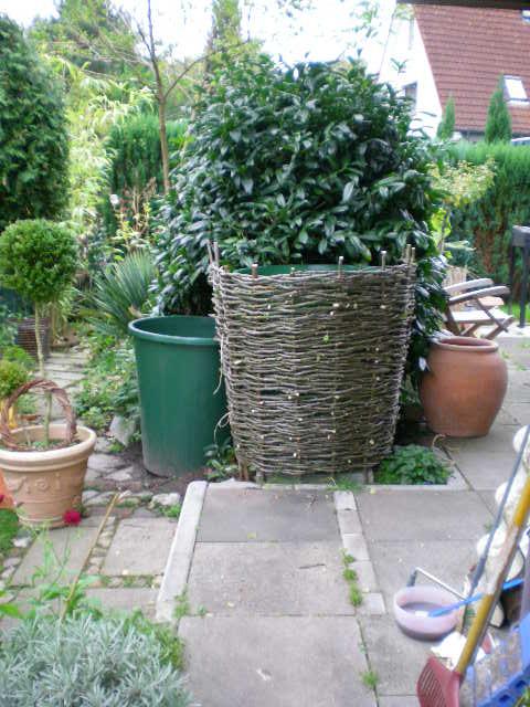 Wie Versteckt Man Eine Regentonne Mein Schöner Garten Forum