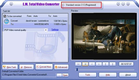 Total Video Converter 3 12 WINDOWS ByDjYuNuS preview 1