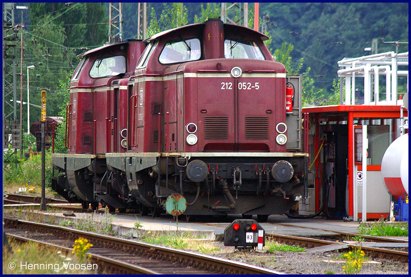 V100 im Dreierpack - Modellbau & Modelleisenbahn-Forum