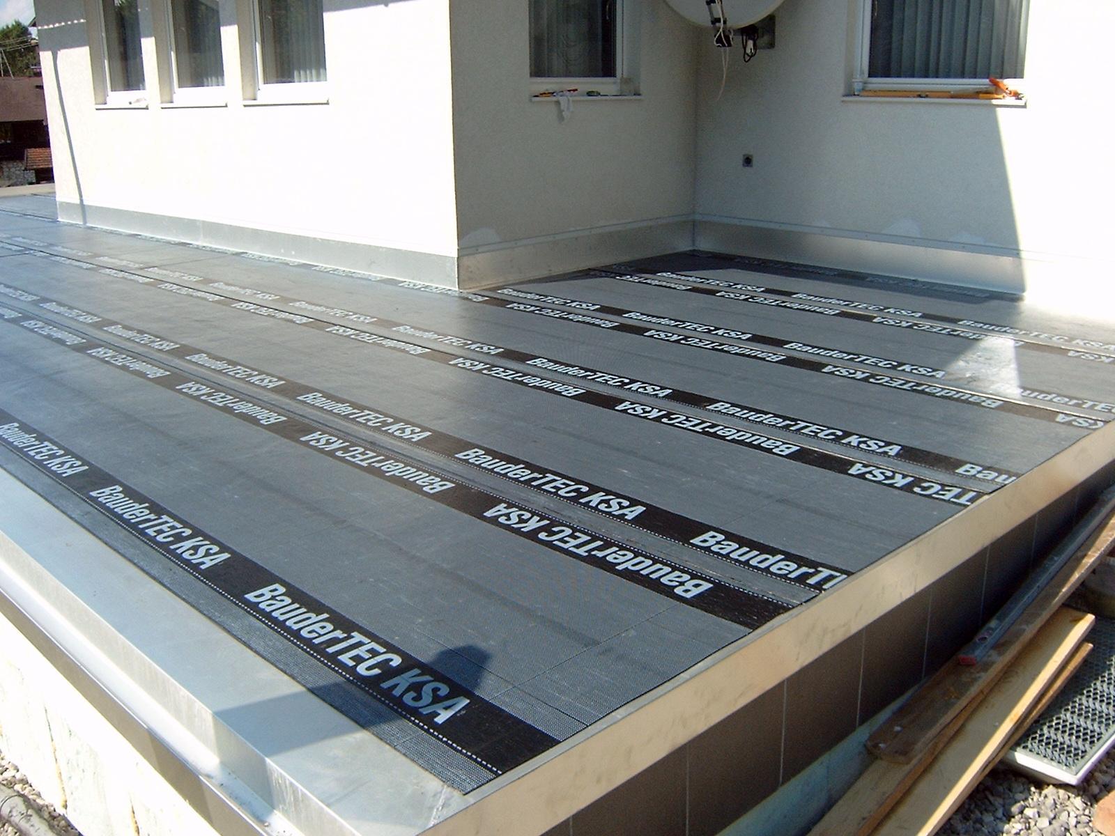 Terrasse Wie Doppellagig Flammen Bauforum Auf Energiesparhaus At