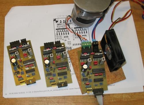 L297 L6203 Bipolar Stepper Motor Controller