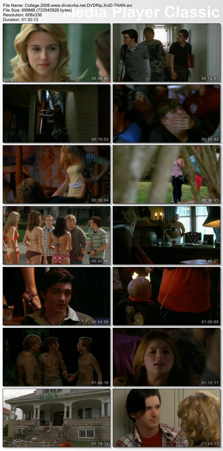 College 2008 DVDRip XviD TNAN preview 0