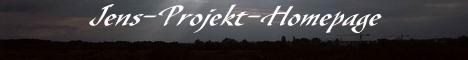 Jens Projekt Homepage