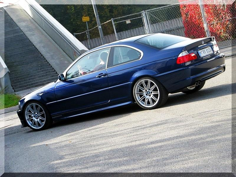 E46 325ci Facelift Coupe 3er Bmw E46 Quot Coupe