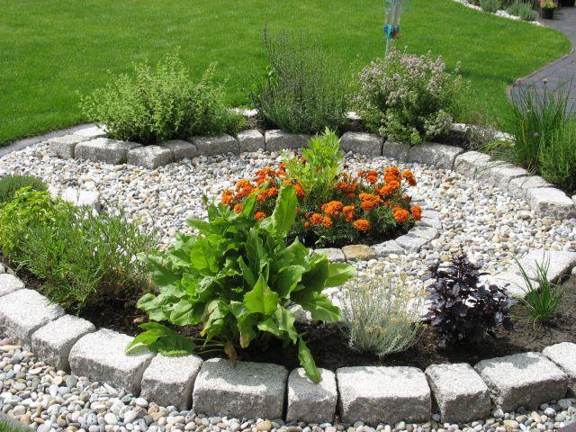 steine im garten anlegen – rekem, Garten Ideen