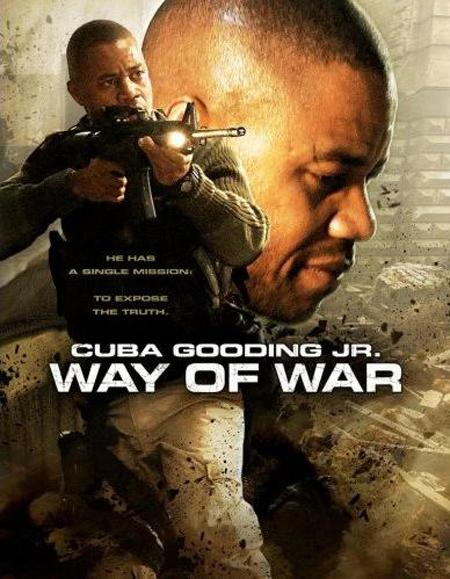 Way Of War 2008 DVDSCR XviD