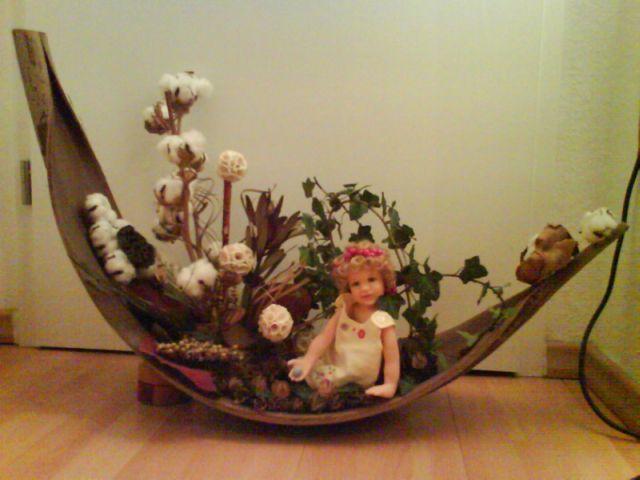 Die bastel elfe das bastelportal mit ideen und einem for Holzschale dekorieren