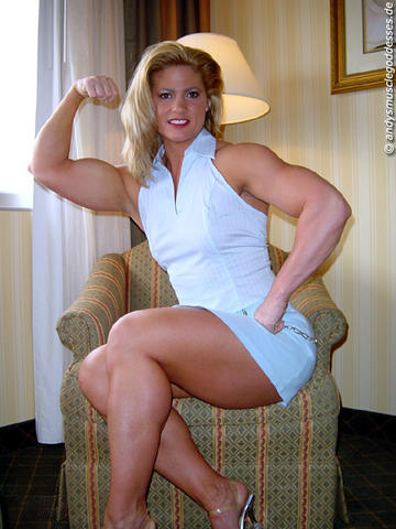 cuckold frau muskulöse frauenkörper
