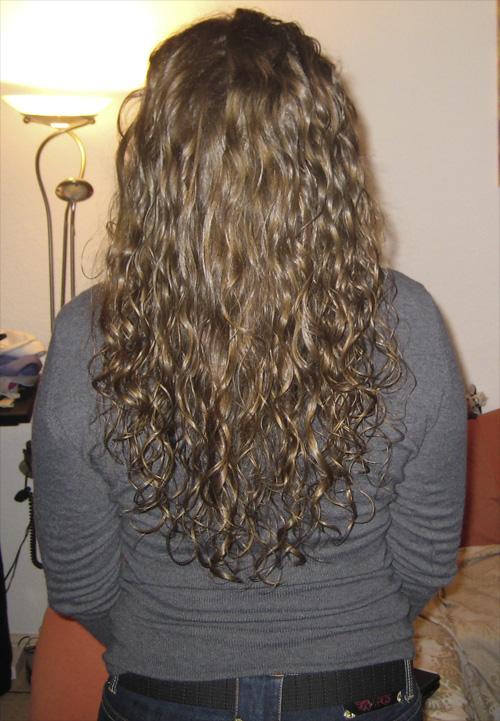 Curly girl seite 53 - Naturlocken schnitt ...