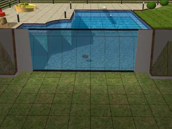 pool am hang problem sims 2 bau forum. Black Bedroom Furniture Sets. Home Design Ideas