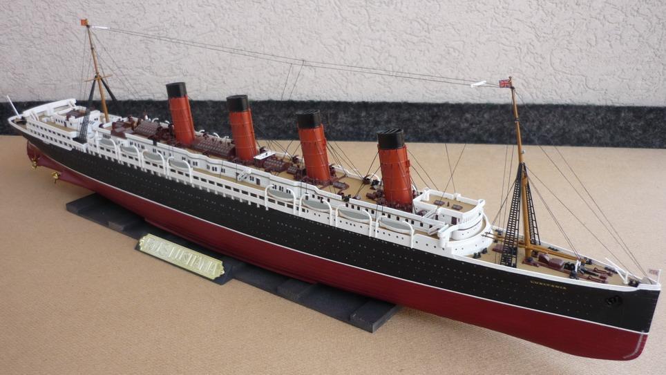 minicraft titanic 1 350 instructions