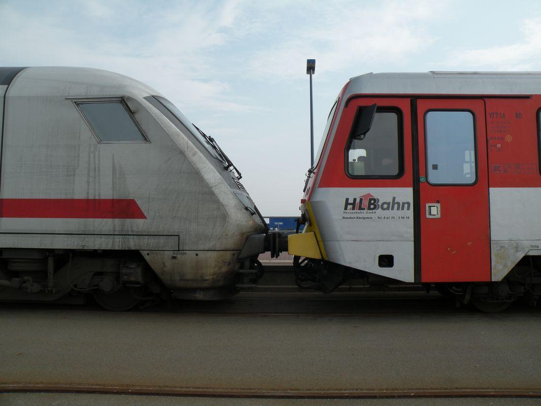 Bahnbilder bahnbilder trainzdepot for Depot westerland