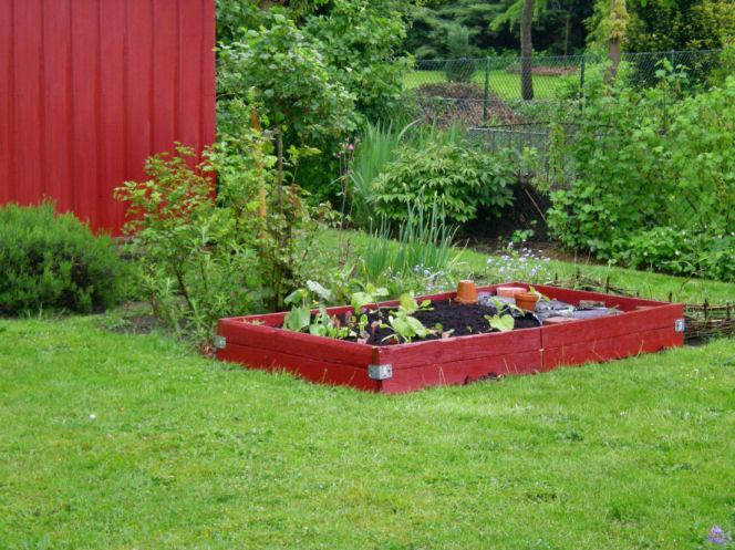 Hochbeet Aussengestaltung Mein Schoner Garten Forum