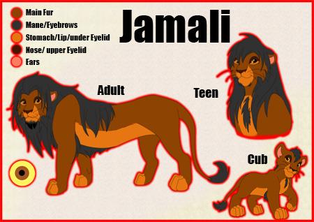 View Topic Jamali My Lion King Forum