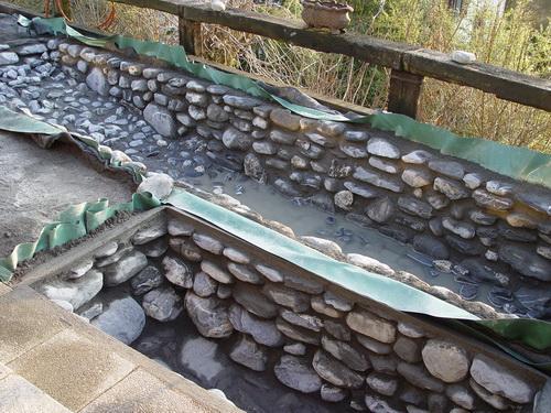 Schweizer 65 seite 85 gartenfreunde mein sch ner for Teich mit steinen