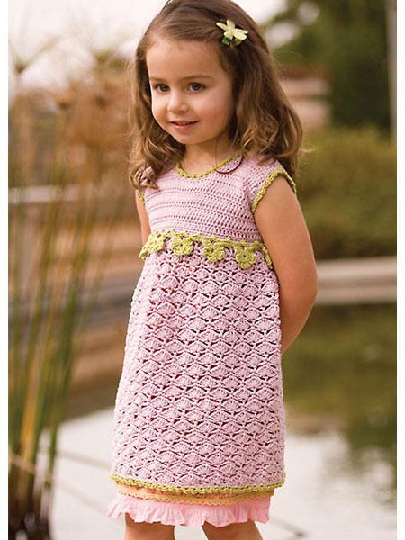 Deryalı günler çocuk elbise modeli