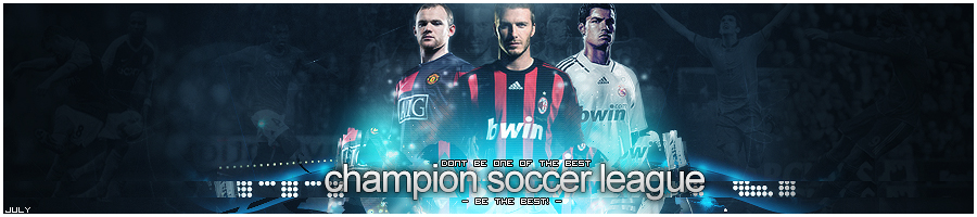 CSL - Champion Soccer League