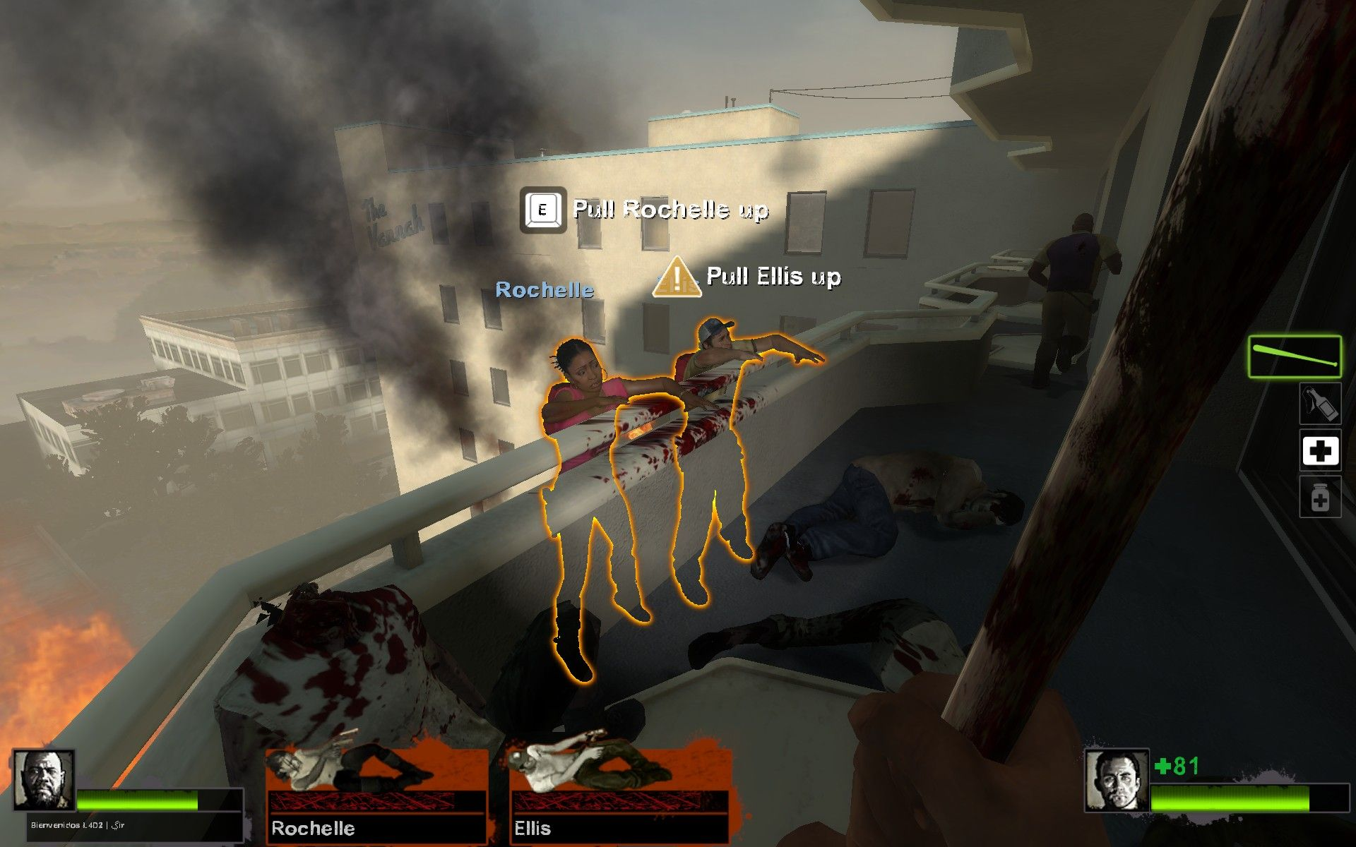 Left 4 Dead 2: Now Even Deader (   and awesome! Now Post-Release
