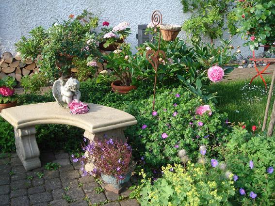 sch ne dekos f r den romantischen rosengarten seite 20 rund um die rose mein sch ner. Black Bedroom Furniture Sets. Home Design Ideas