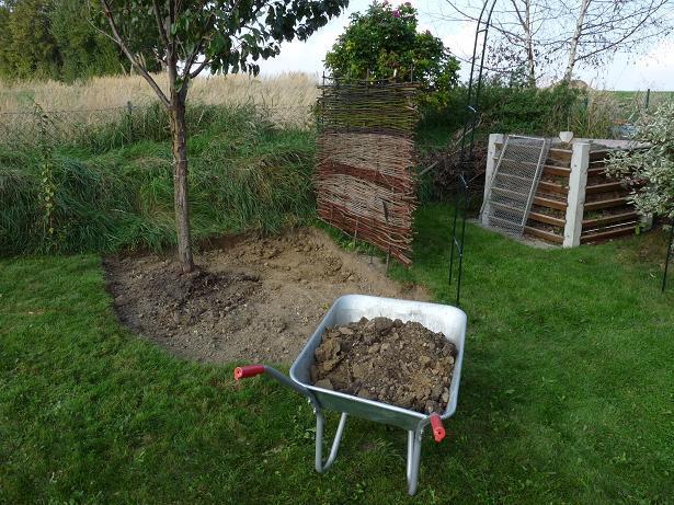 neuanlage kompostplatz mein sch ner garten forum. Black Bedroom Furniture Sets. Home Design Ideas