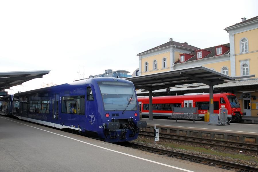 Bahnbilder bahnbilder trainzdepot for Depot friedrichshafen