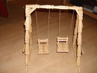 Basteln Mit Holz Wascheklammern Dansenfeesten