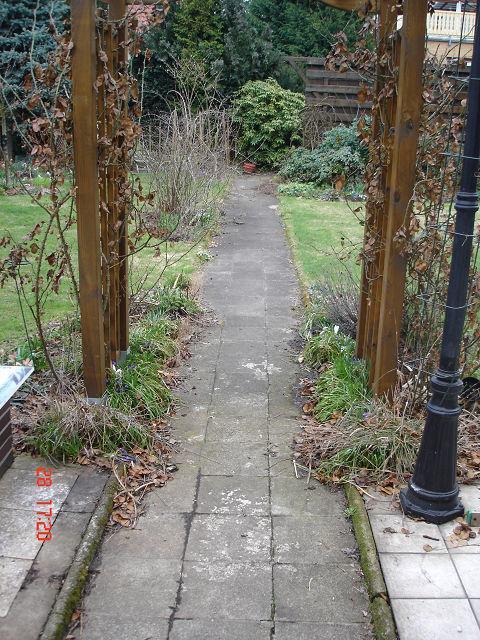 Neuer gartenweg mein sch ner garten forum for Garten randgestaltung