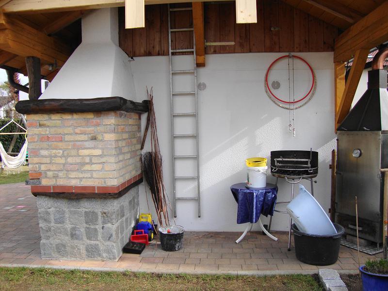 Outdoor Küche Mit Steinofen : Outdoor küche mit holzbackofen ikea küche sofort mitnehmen