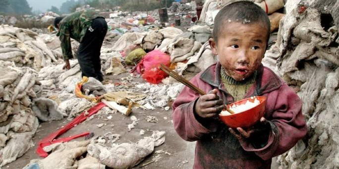 Arme Menschen