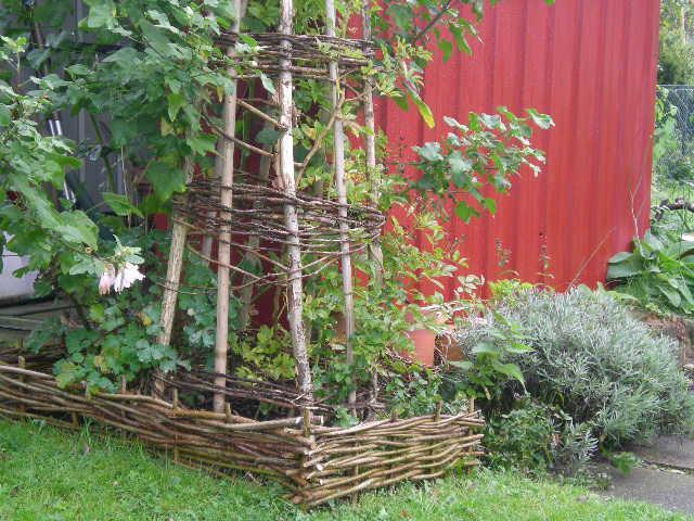 Basteln Mit Korkenzieherweide Home Ideen